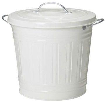 1000+ ideas about farmhouse kitchen trash cans sur pinterest