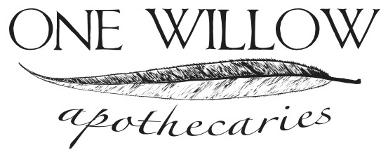 Introducing: One Willow Apothecaries! A small Appalachian-grown herbal company with a commitment to handmade, organic, and gluten-free medicine! www.onewillowapothecaries.com
