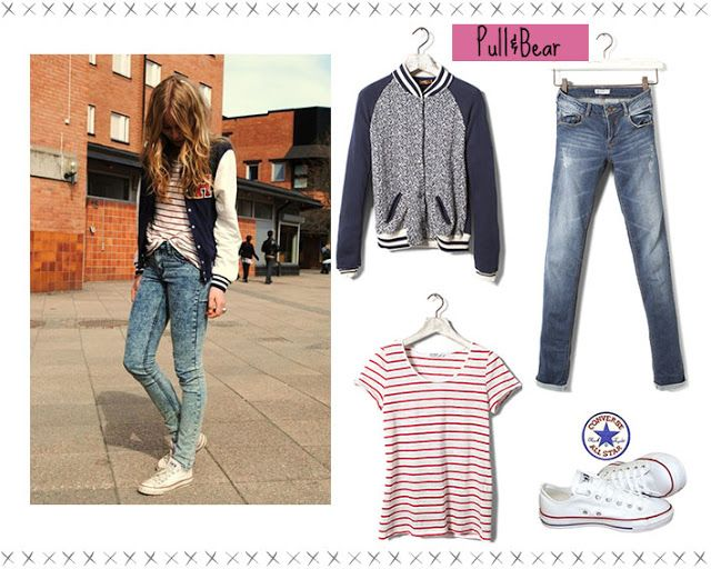 COOL KID$ CAN'T DIE : Outfit: Chaqueta Varsity.