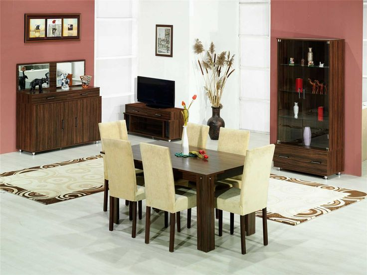 Black And Brown Dining Room Sets Fair Design 2018