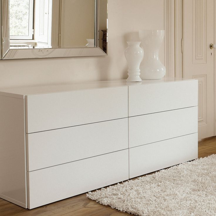Best 25+ 6 drawer chest ideas on Pinterest | Hemnes ikea bedroom ...