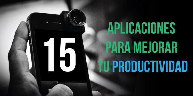 las mejores aplicaciones para tu smatphone y así poder  desarrollar actividades audiovisuales.