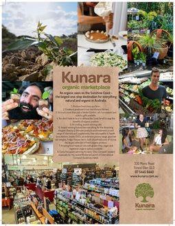 Profile Magazine. June 2014. Kunara Ad.
