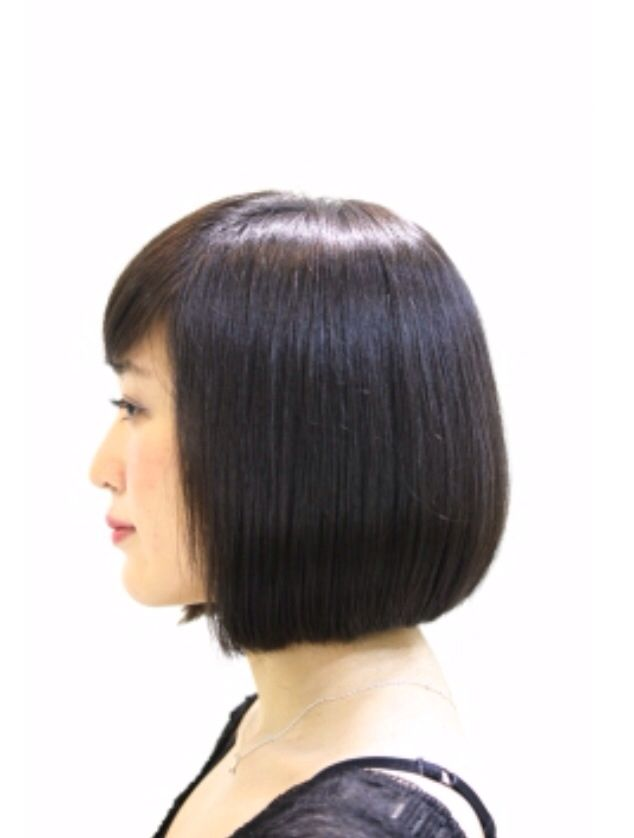 Classic Bob Hairstyle | Hairstyle | Pinterest