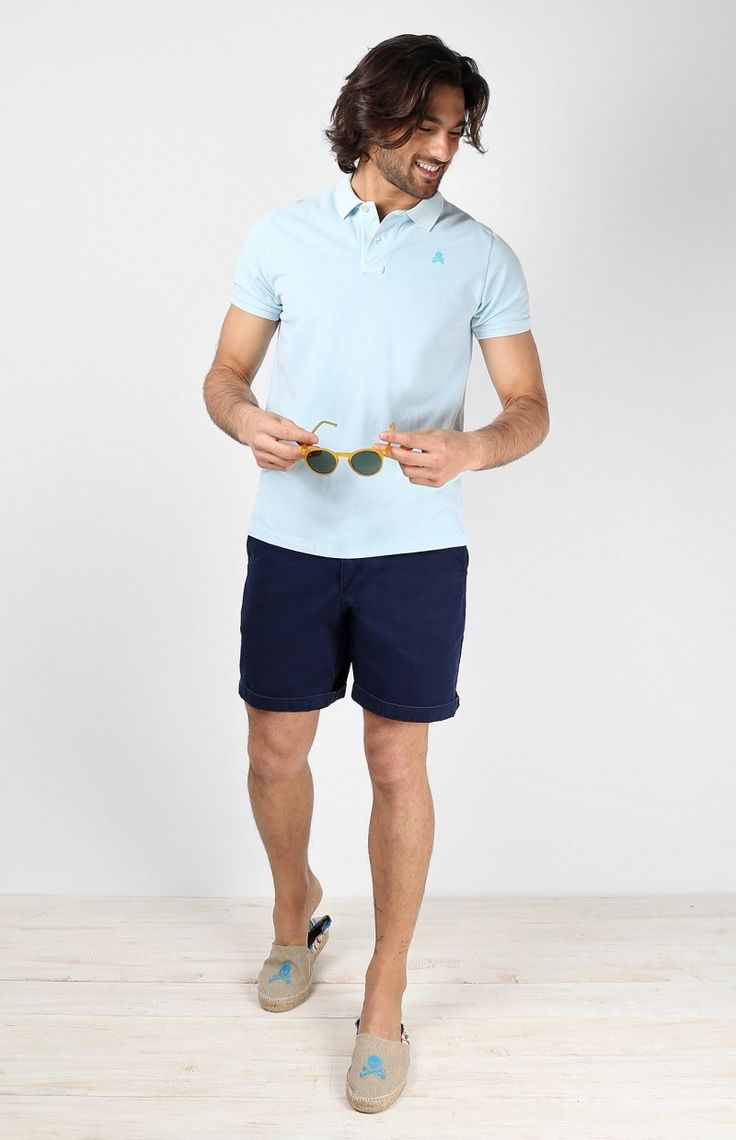 OUTFITTERS SHORT 02:NAVY