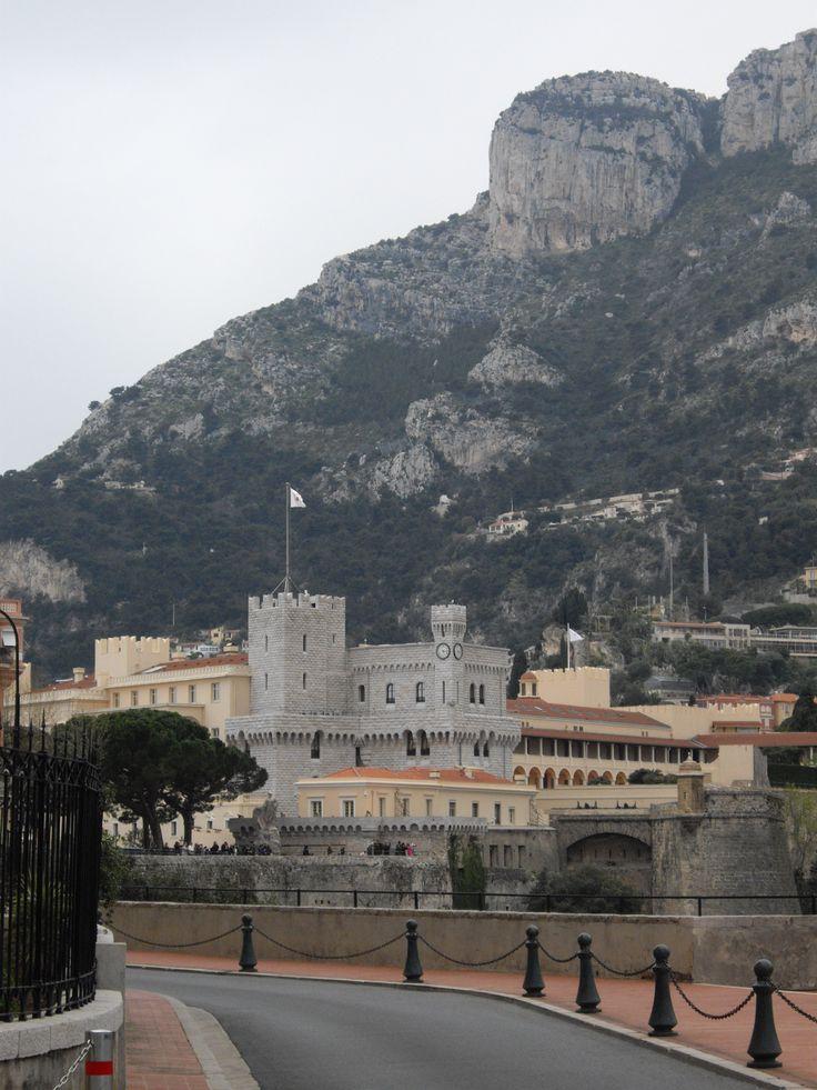 Monaco - Le Palais Princier By Stefania Antonelli