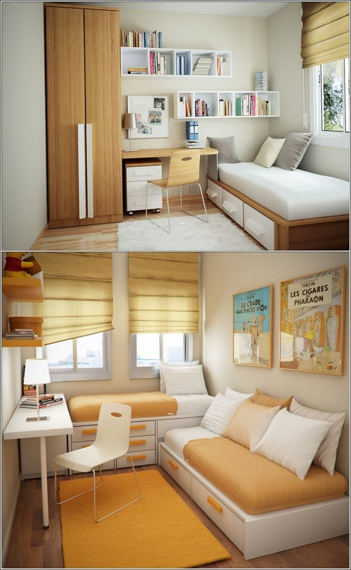 22 Little Room Suggestions That Are Big In Style Small Room Design Small Space Bedroom Small Room Bedroom