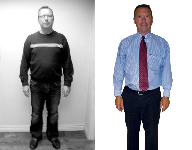 Gene of Red Deer, Alberta lost 30 lbs with U Weight Loss while working in the restaurant business! Great job Gene! #u_weight_loss