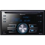 Pioneer FH-P8000BT Double-Din In-Dash CD/MP3/WMA/AAC Receiver with Built-In Bluetooth, iPod Control, and Rear USB Input (Electronics)By Pioneer Mobile