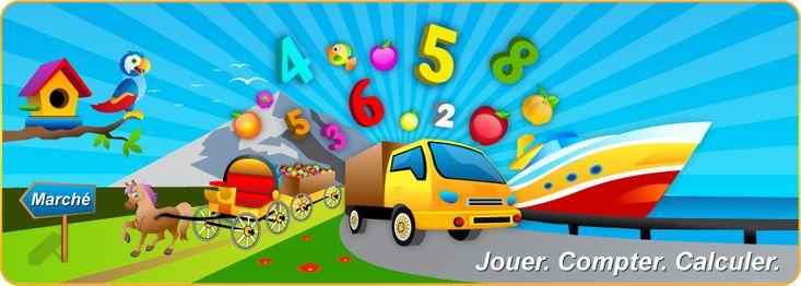 L'Attrape-Nombres est un jeu rapide et amusant qui vous fait jongler avec les nombres.  Pour les élèves de 5 à 10 ans.