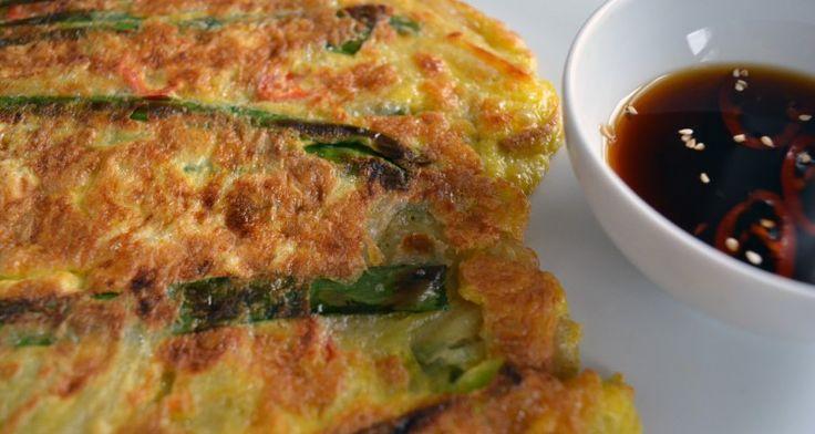 Pajeon - pancake coreano