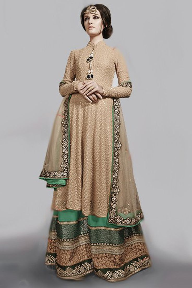 590 best Designer Party Wear Salwar Kameez images on Pinterest ...