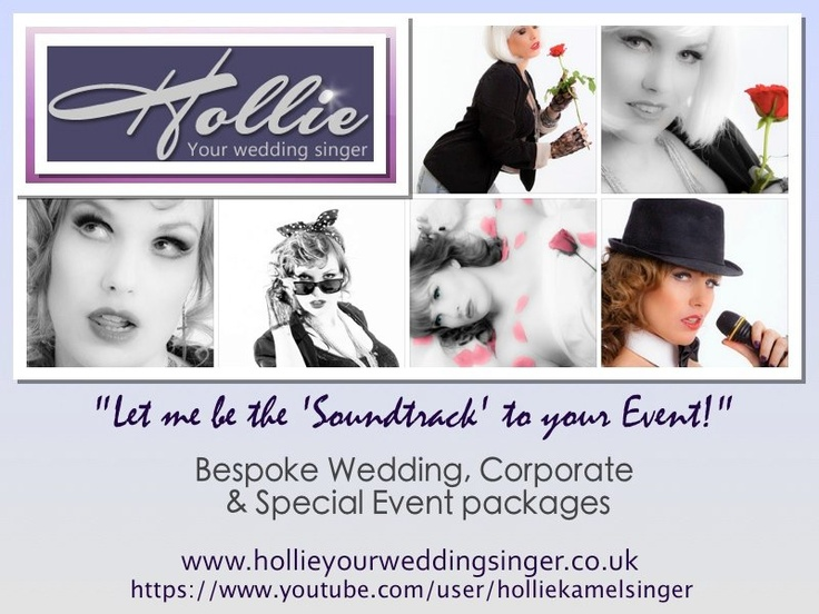 Explore This Interactive Image Hollie Your Wedding Singer Promo Ad By
