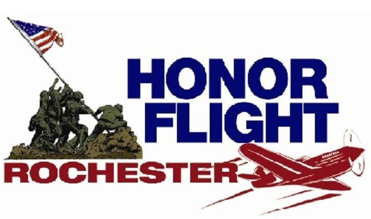 Honor Flight seeking Rochester veterans for trips this year  Rochester N.Y. (WHAM)- Honor Flight is looking for veterans to visit their memorials in Washington D.C.  Honor Flight Rochester has taken over 2000 men and women veterans from the Greater Rochester area on 54 well-deserved Honor Flight missions to visit their memorials in the nations capitol.  http://13wham.com/news/local/honor-flight-seeking-rochester-veterans-for-trips-this-year