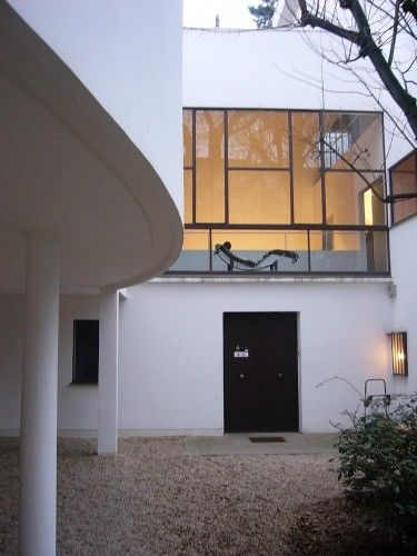 Villa Roche Le Corbusier #architecture, https://facebook.com/apps/application.php?id=106186096099420, #bestofpinterest