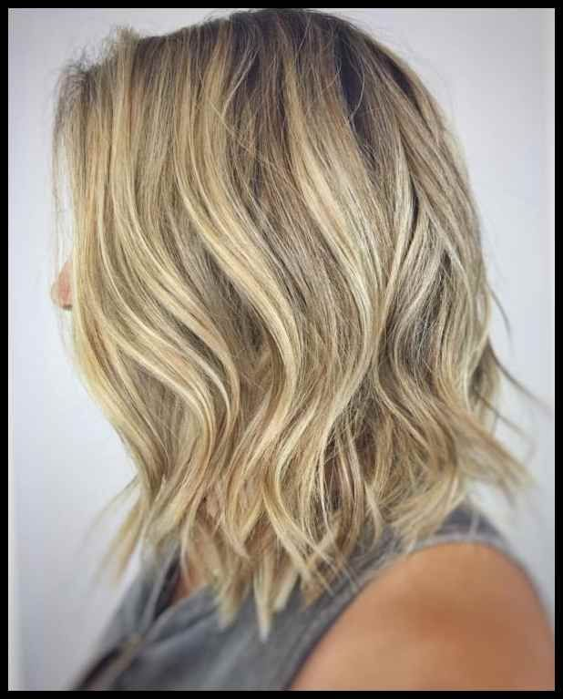 Strähnchen Ideen für kurze haare | Frisuren Damen