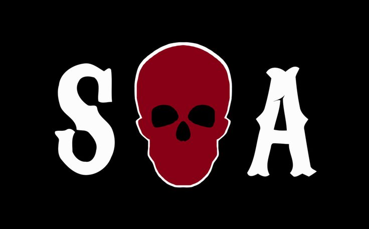 Sons Of Anarchy Logo Png Sons