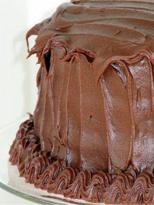 Once Upon A Chocolate Life: Hershey's Perfectly Chocolate Cake