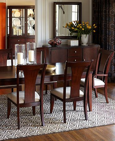 Metropolitan Contemporary Dining Room Furniture Collection From Macys