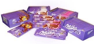 milka suklaa - Google-haku