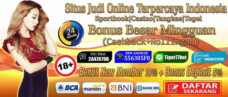 Agen Tiger77 menawarkan Daftar Main Judi Dadu Sicbo Online 2017 kepada para bettor Indonesia untuk mendapatkan keuntungan dalam taruhan judi dadu sicbo online