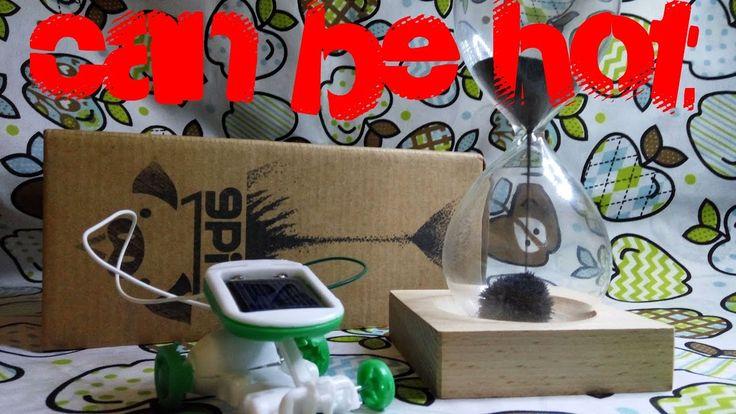 Песочные часы и Diy kit игрушка на солнечной батарее из Китая с магазина...