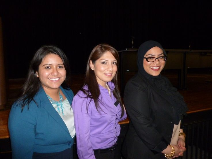 Women in Public Health (WiPH) Co-Founders, Claudia Telles (left) & Maimuna Sayyeda (right)
