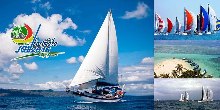 Selat Karimata Sail 2016 | www.justgoindonesia.com