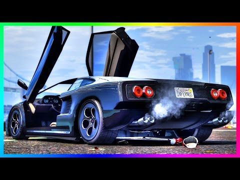 nice GTA ONLINE CONTENT UPDATE 2017 - DLC CAR RELEASED SUPER INFERNUS CLASSIC, NEW GTA 5 MAPS & MORE!