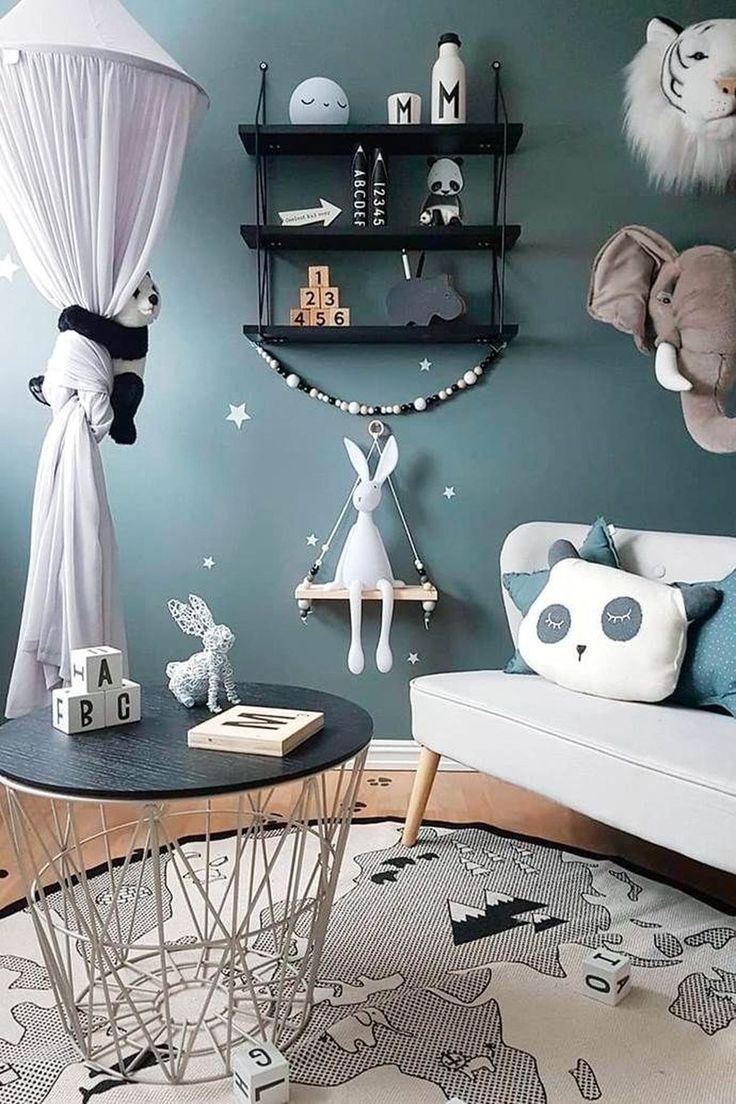 40+ idées de design de chambre à coucher abordables pour enfants qui …