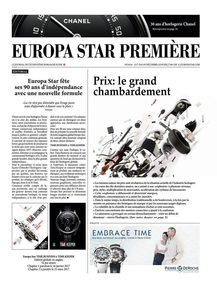 Europa Star Première 1-17
