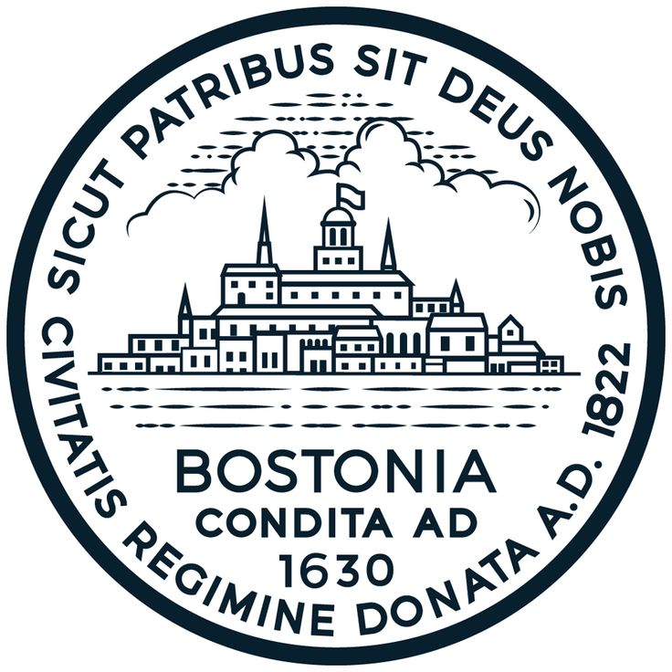 New Logo and Identity for City of Boston by IDEO