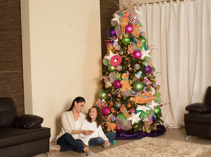 llena de colores y alegra tu rbol de navidad
