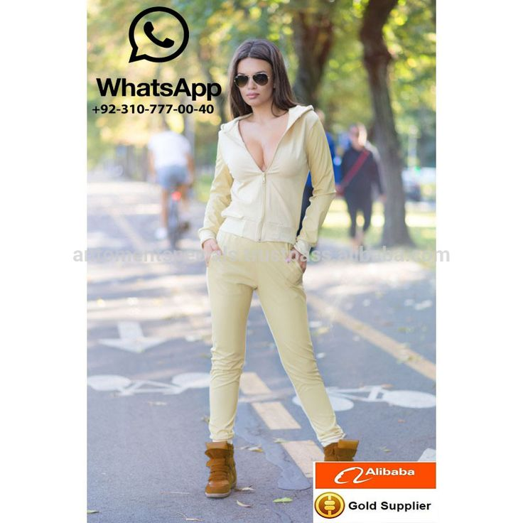 CUT STICHED Sports Tracksuits For Women/Custom Sports Tracksuits/FANCY Track Suit For Woman
