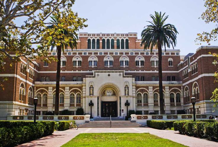 Virtual Campus Tour of University of Southern California by YouVisit