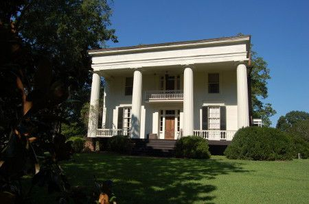 111 best washington georgia historic homes images on for Plantation modular homes
