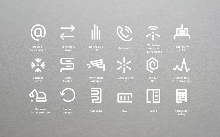 Fibertech Networks. #icon #picto #design #pleo