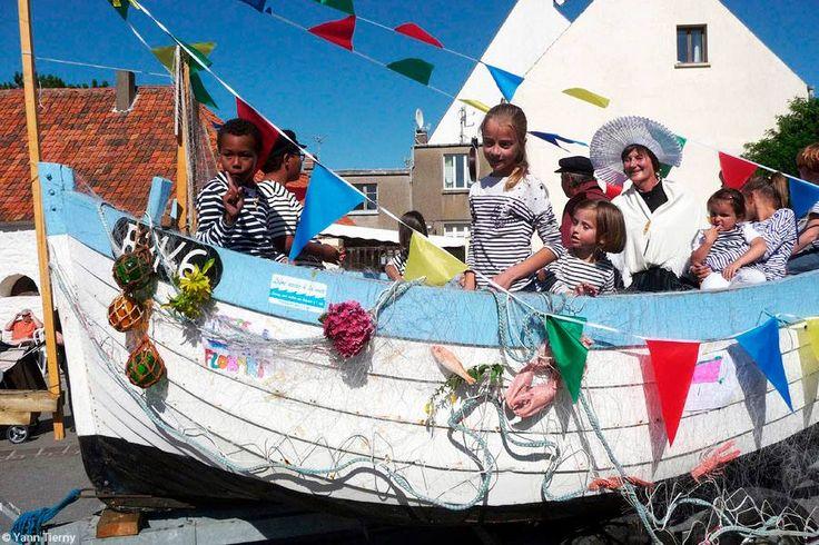Fête du Flobart, à Wissant (Pas de Calais, Pays du Boulonnais) : Fête traditionnelle où Wissant célèbre la pêche traditionnelle et le bateau du littoral boulonnais. Cette année, ça sera la 25ème édition de la Fête du Flobart ! Du samedi 24 au dimanche 25 aout 2013.