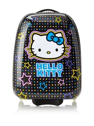 59% OFF Hello Kitty Kid's ABS Light-Up Luggage (Multicolor)