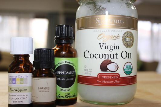 DIY Homemade Baby Vicks with Essential Oils!