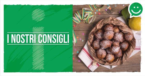 A carnevale ogni frittella vale... Ecco una ricetta facile, a prova di pasticciere principiante: le #CASTAGNOLE