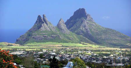 Trou aux cerfs, le volcan dormant de l'ile Maurice infos et photos