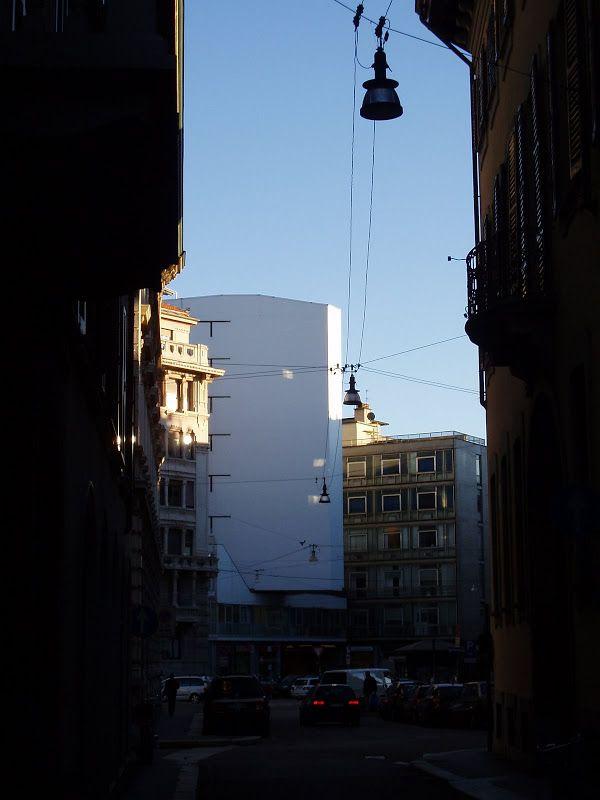 Luigi Moretti - Corso Italia - Milano