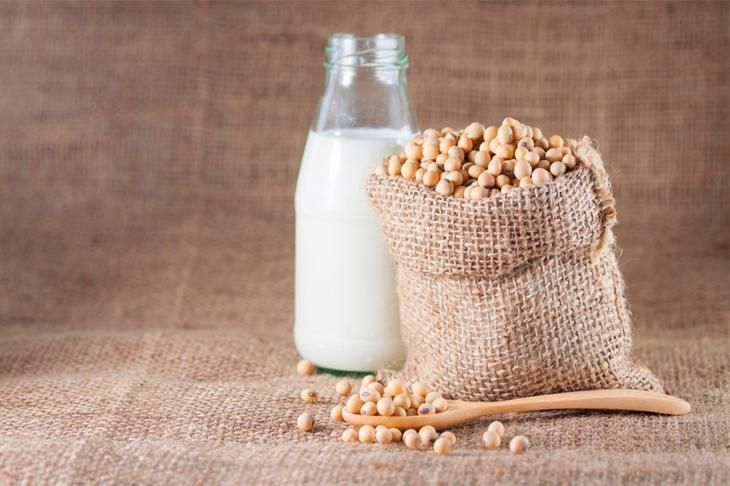 Соевое молоко и эстрогены