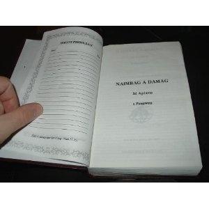 Naimbag a Damag Biblia   $70.99