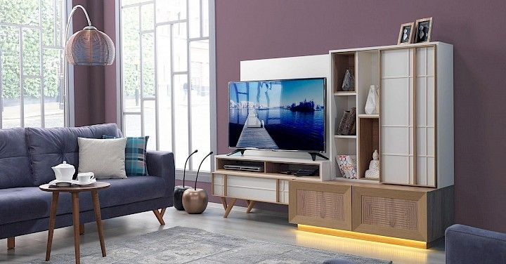 ferris tv unitesi tv mobilya tasarim
