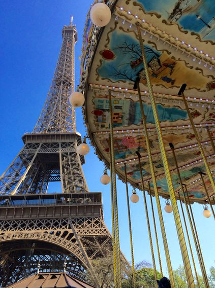 My Eiffel Tower photo featured in Yahoo Travels: Amazing Photos of Paris That Will Make You Drop Everything and Run to France Now