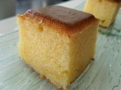 CAKE AU LAIT CONCENTRE ET A LA FLEUR D'ORANGER                                                                                                                                                                                 Plus