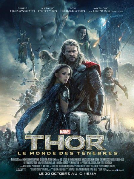 Vous êtes fans de #Thor ? Vous voulez des Goodies et des places de ciné pour #ThorLeMondeDesTenebres ? Venez jouer !