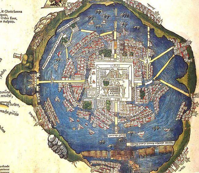 La Ciudad de México, un lugar lleno de misticismo y de leyendas que permean la historia de esta urbe desde sus orígenes. Un ejemplo claro de esto es la fundación de Tenochtitlán, sucedida el 18 de julio de 1325 según códice de Mendoza.